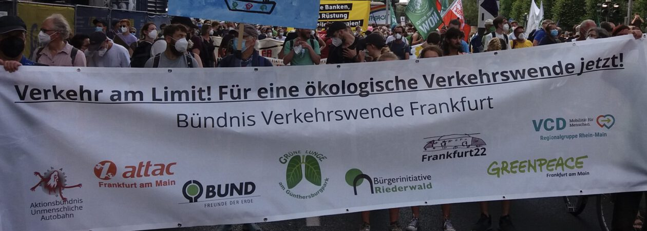 Bündnis Verkehrswende Frankfurt